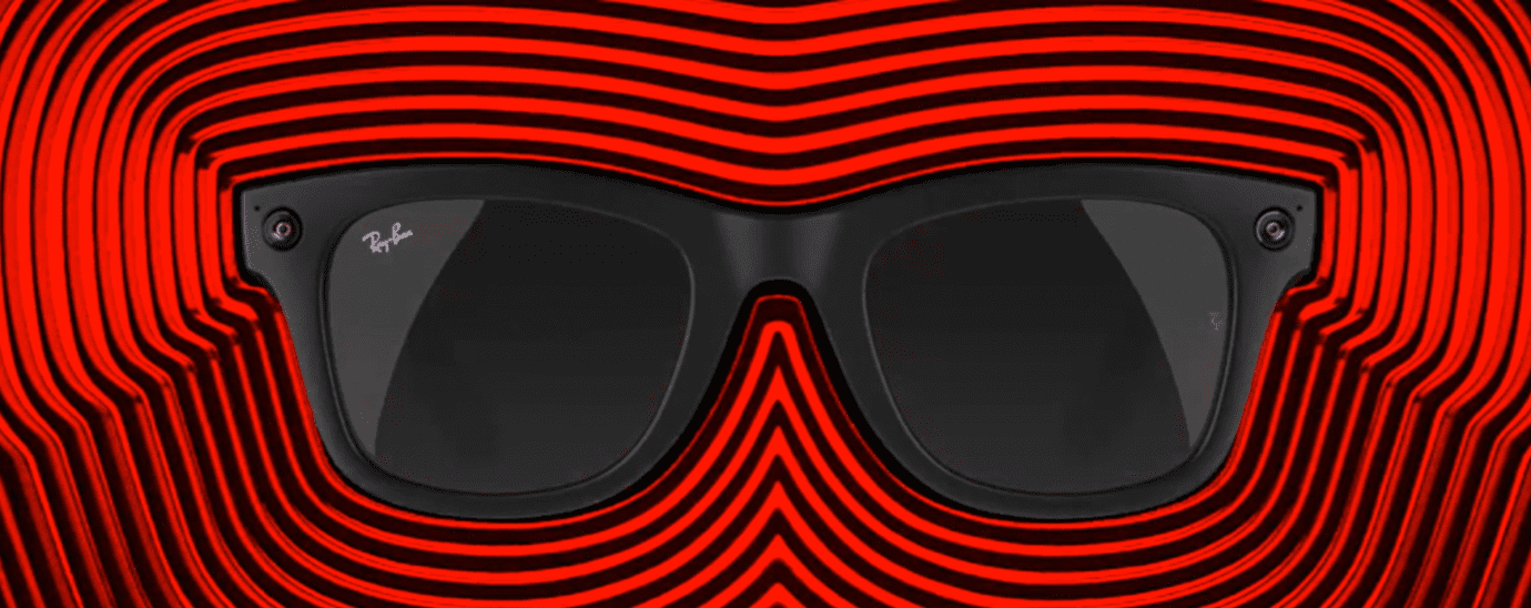Facebook and Ray-Ban's smart glasses, Ray-Ban Stories, pose ethical and privacy-related concerns.